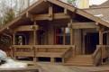 Дома из сухого профилированного бруса