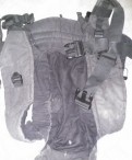 Переноска рюкзак для детей с 4 месяцев