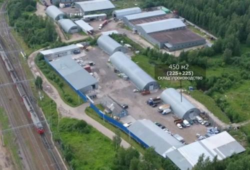 Складское\производственное помещение, 225 м²
