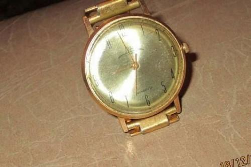 Позолоченные луч цена часы цена продам нормо в час оценке