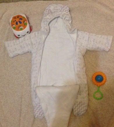 Комбинезон детский легкий на поддёвку