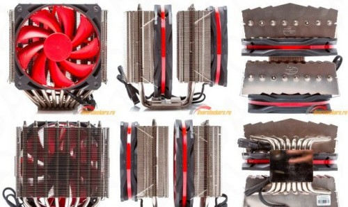 Кулер Deepcool Assassin II 220W Intel