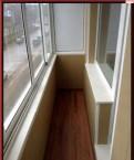 Быстрое остекление и утепление лоджий и балконов