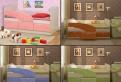 Кровать Дельфин ванильная мдф, новая, в наличии