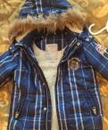 Куртка зимняя для мальчика 2-4 лет