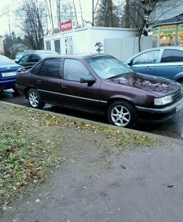 Opel Astra, 1989