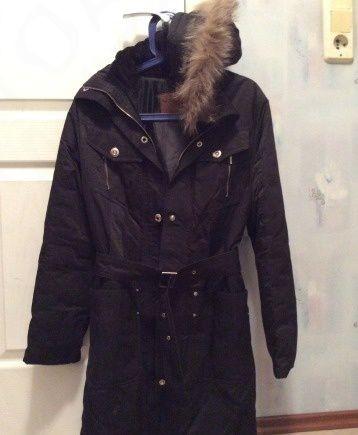 Пальто, дублёнка и куртка одним пакетом
