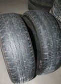 Пара Bridgestone Dueler H/T 689 265/70R16 бу