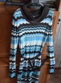 Легкое вязаное платье, Гатчина