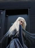 Атмосферная фотосессия портрет стрит fashion
