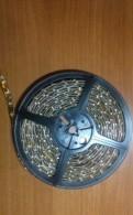 Светодиодная лента 3528 24w влагозащищенная, новая