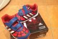 Кроссовки adidas Disney Spiderman 26 р-р