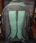 Рюкзак зелёный(новый)