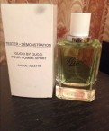 Gucci by gucci pour homme тетер рекламный