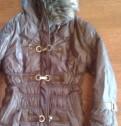 Пальто пуховик новое