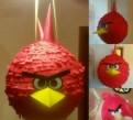 Пиньята на праздник Angry birds Н 45