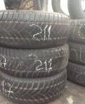 Dunlop winter sport M3 205/55/16 Runflat 4 шины, Санкт-Петербург