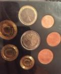 Набор евро монет Мальта с жетоном