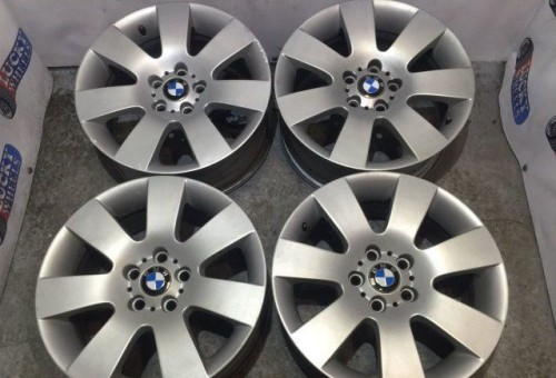 BMW 5 Е60, X3 Е83 E36 E46 1 E87 Е90 R18, 123 стиль