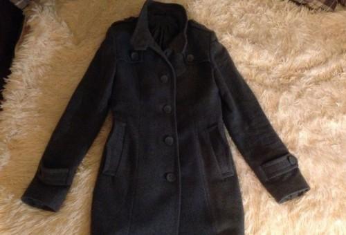 Демисезонное пальто, торг