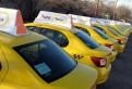 Водитель такси на автомобили парка