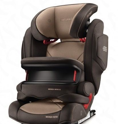 Recaro monza nova is seatfix (от 9 до 36 кг) sand