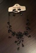 Новое колье + серьги