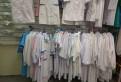 Медицинская одежда. Халаты и костюмы