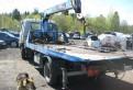Манипулятор эвакуатор до 3 тонн лен обл выборг, Выборг