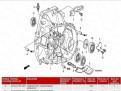 Ремкомплект коробки передач Honda CRV 3 мкпп