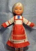 Кукла в национальном костюме, СССР