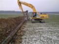 Демонтаж водоводов из пластиковых труб ПНД, Санкт-Петербург
