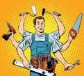 Мастер на час, муж на час, ремонт и бытовые услуги