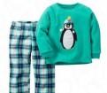 Новая флисовая пижама Carter's, Санкт-Петербург