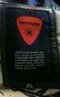 Куртка кожаная мужская Herrmann