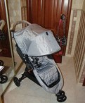 Baby Jogger City Micro- для прогулок и путешествий