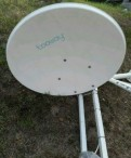 Спутниковая интернет антенна tooway