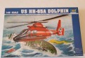 Us hh-65a dolthin вертолет trumpeter 148