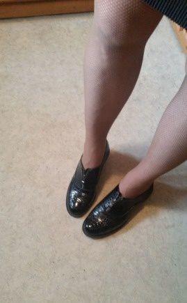 Ботинки 38 -38. 5