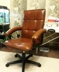 Кресло из эко-кожи