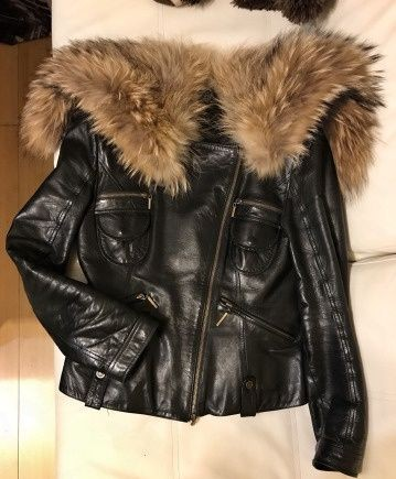 Куртки женские кожаные 2014