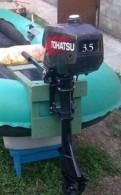 Лодочный мотор Tohatsu 3.5. 2-тактный