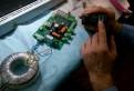 Ремонт электронных плат управления. микросхем