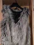 Жилет из искусственного меха, олмар женская одежда из польши каталог 2017