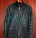 Мужские свитера остин, куртка кожаная