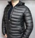 Мужские зимние куртки и пальто, новые Куртки Lacoste, Ck, Canada Gus, Armani