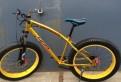 Фэтбайк - золотой спорт - модель aeg 18g07