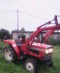 Японский трактор