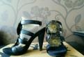 Туфли на высоком каблуке 43 размера, босоножки на каблуке Nine West