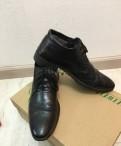 В купить мужские зимние ботинки из натуральной кожи и меха, ботинки